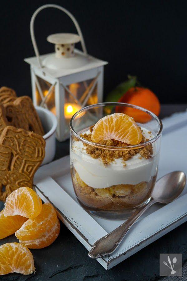 Mandarinen-Spekulatius-Trifle I Mandarin Spekulatius Trifle I Sia´s Soulfood