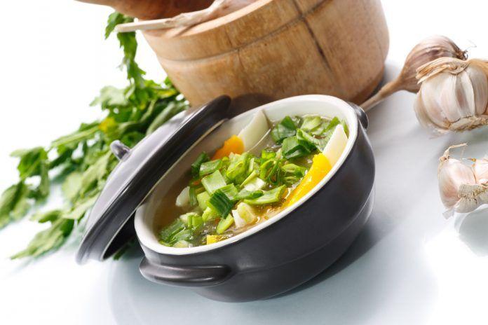 Zimní dietní jídelníček pro zdraví