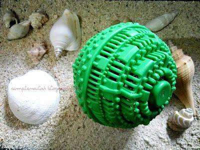 Ecowash si bola cuci ajaib, believe it or not?! you must try it now! it will change your washing experience. rekomen banget untuk mencuci popok kain a.k.a clodi pengganti detergen clodi