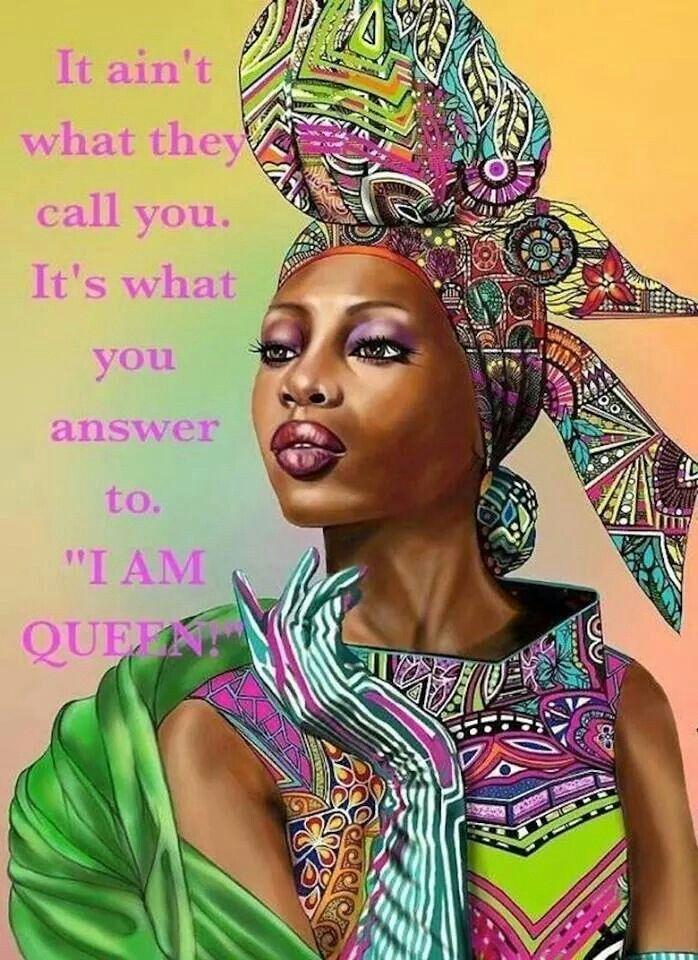 African Queen Quotes Quotesgram