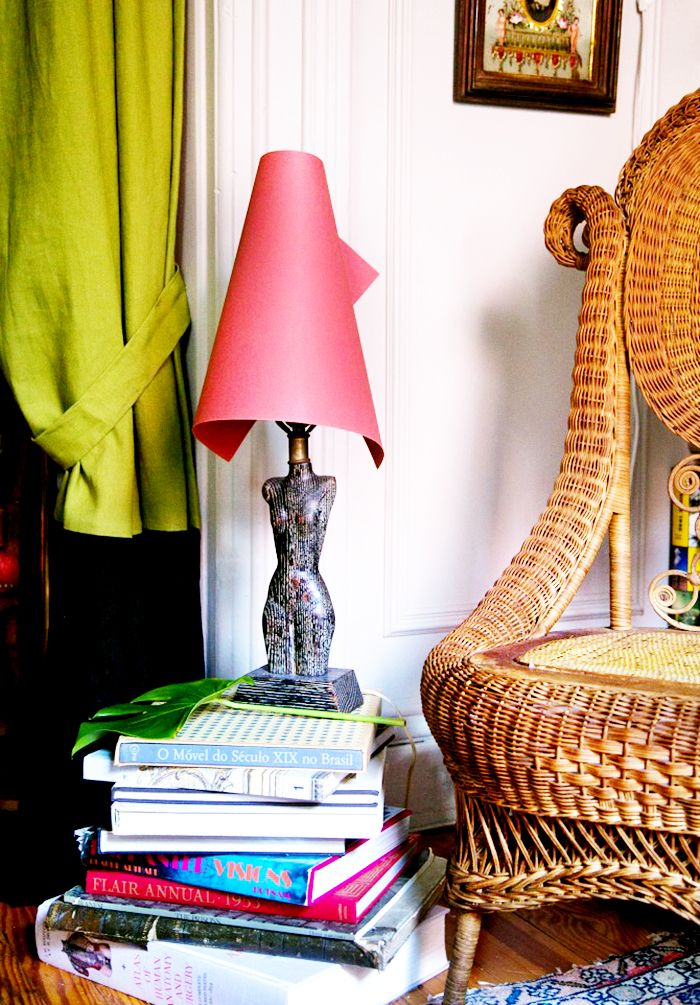 Bright Idea 9 Surprising Lampshade Alternatives IdeasLampshadesRoom LampAlternative