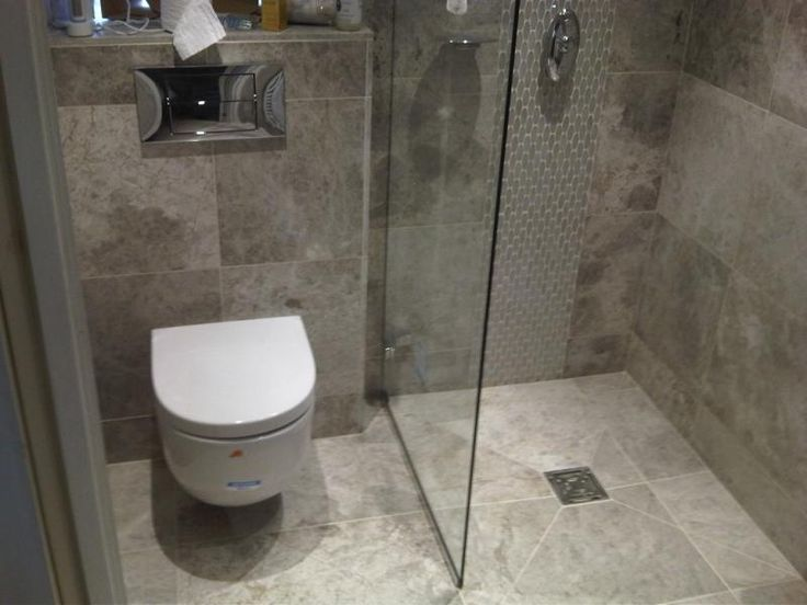 Walk in wetroom design with WC by Keller Design Centre in Lytham St Annes.