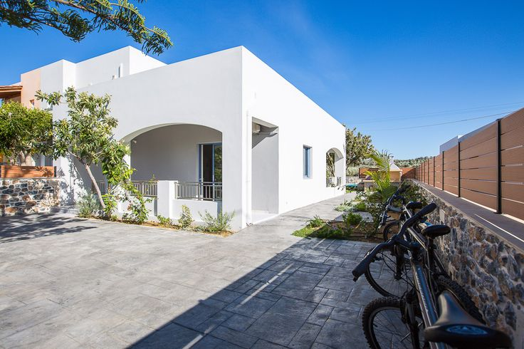 Villa Maria, Pigi village, Rethymno, Crete, Greece sinatsakisvillas.gr #villa #rethymno #crete #greece #village #island #vacation_rental #luxurious_accommodation #private #summer_in_crete #visit_greece #free_bicycles
