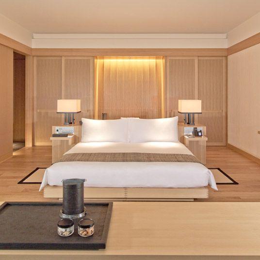 Reserve Aman Tokyo Tokyo at Tablet Hotels