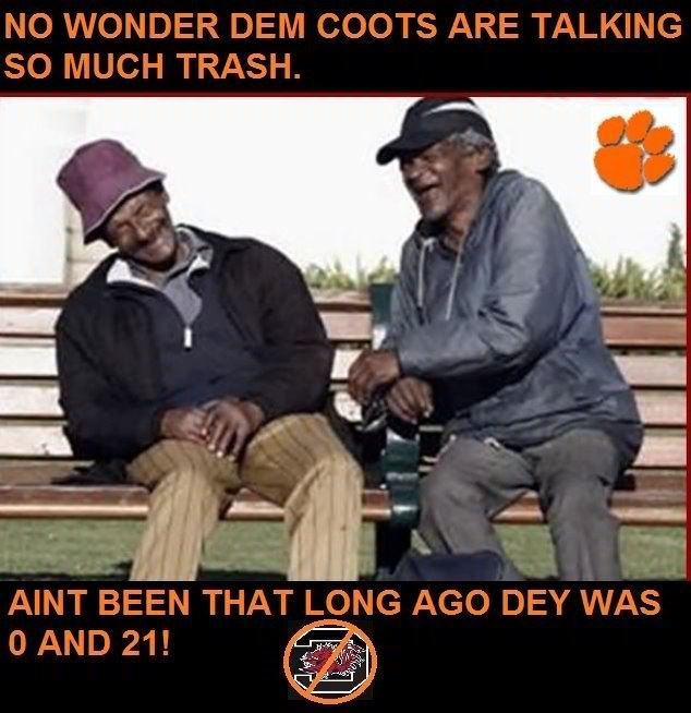Clemson Rivaly best 55 on  Tiger/Carolina Gamecock images