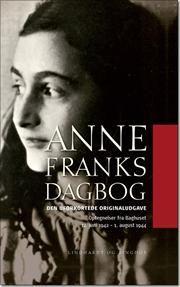 Anne Franks Dagbog af Anne Frank, ISBN 9788711387948