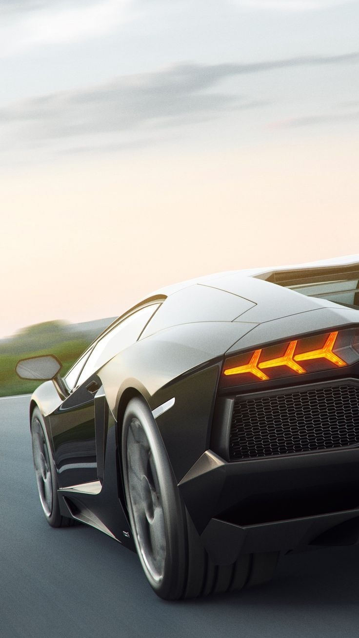 Cars Black Lamborghini Wallpapers Hd 4k Background For Android