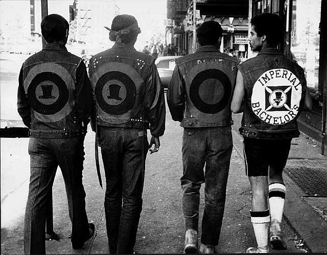best twi thuggish images biker patches street gang in the bronx ny the ldquosavage skulls