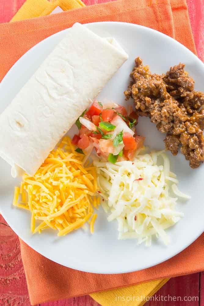 Beef Meximelt Taco Bell Clone | Inspiration Kitchen