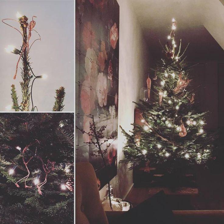 en dan.. alles in de kerstboom van Anouk