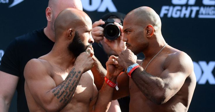 UFC on FOX 24 start time, TV schedule, who is fighting tonight at 'Johnson vs. Reis' - MMAmania.com