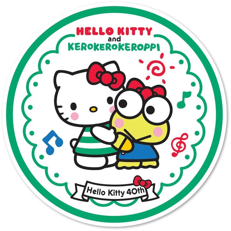Besides Keroppi Hello Kitty | Collection 17+ Wallpapers