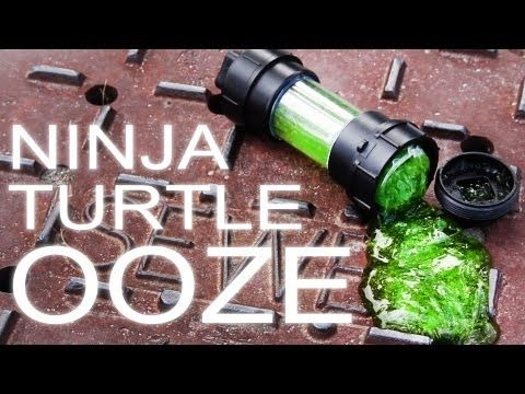 tutorial on how to make ooze AND a canister!