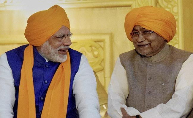 Yes Boss: BJP Falls In Line After PM Narendra Modi Praises Nitish Kumar's Liquor Ban