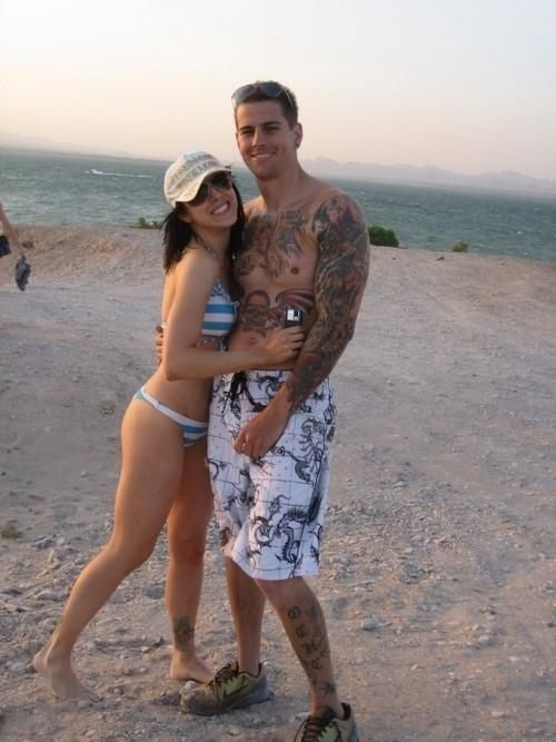 M. Shadows and Val <3