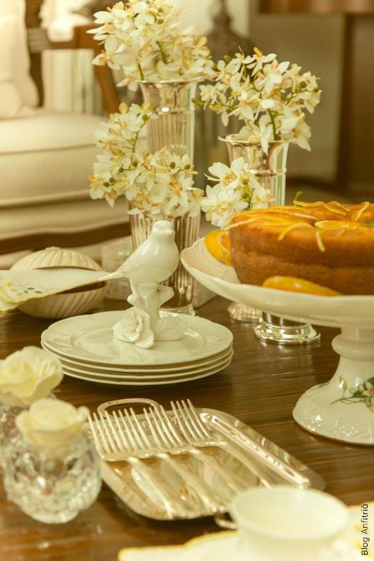 bandejas | Anfitriã como receber em casa, receber, decoração, festas, decoração…