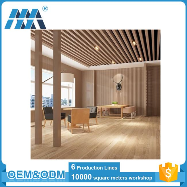 Latest design ceiling of pvc panel, Hengsu high-end pvc ceiling. #latestdesignceilingofpvcpanel #highquality pvcceiling #woodgrain #