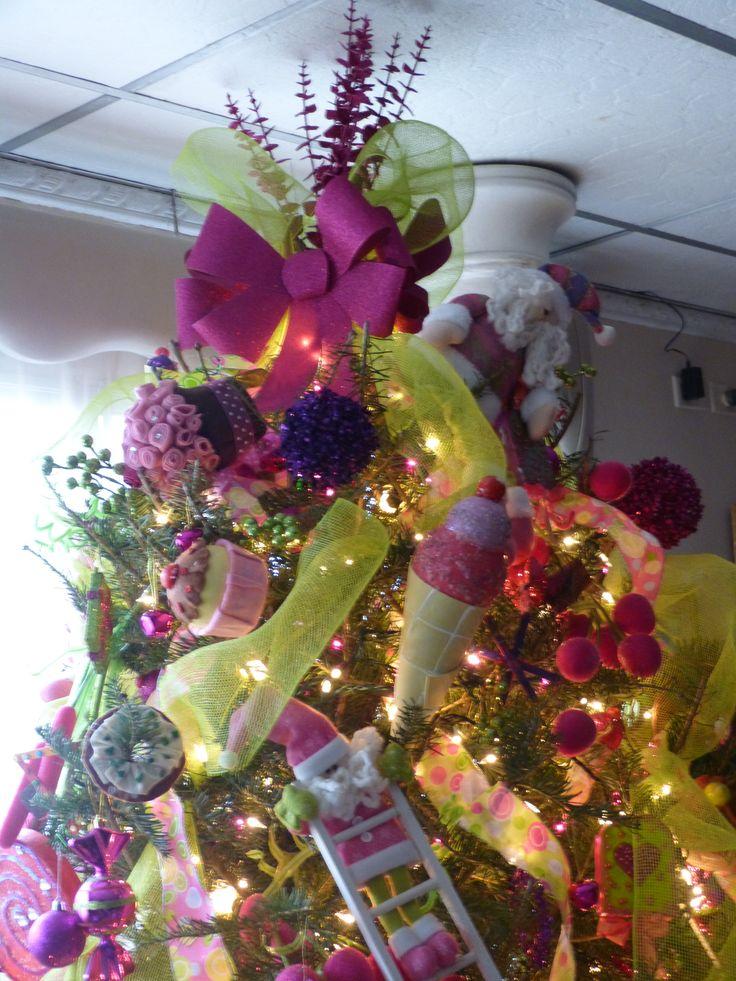 1000 images about navidad ideas on pinterest christmas - Arbol de navidad decorado ...