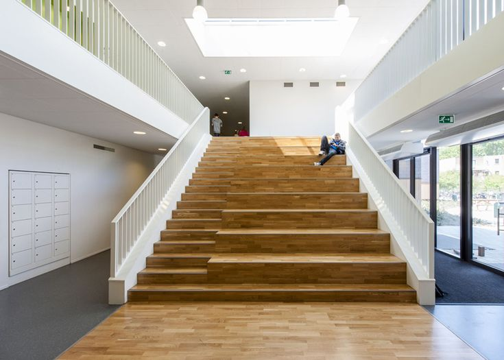 Daaf Geluk School by KoningEllis Architects