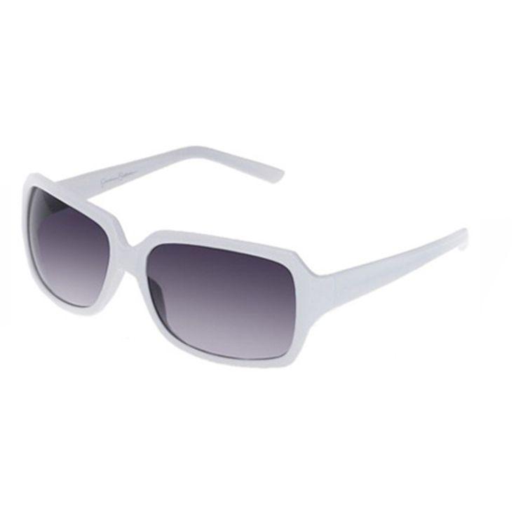 Jessica Simpson J120 WH Designer Sunglasses – White