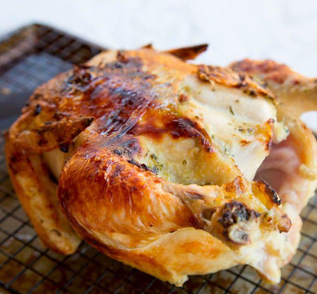 1000+ Ideas About Easy Roast Chicken On Pinterest | Roast Chicken