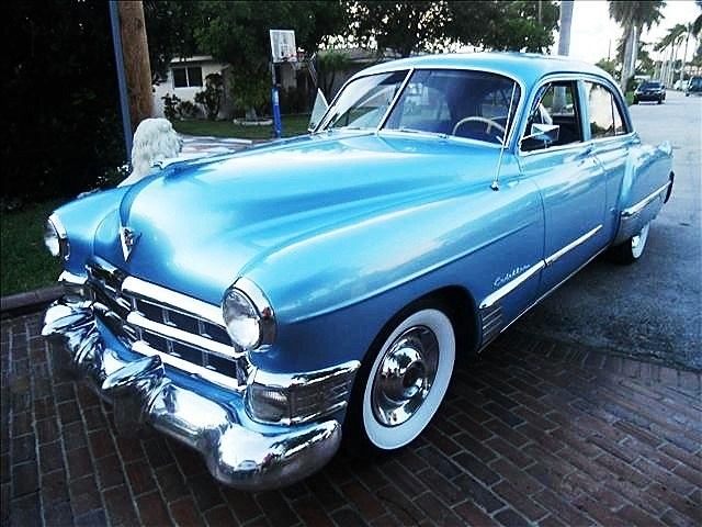 1000 images about classics on pinterest chevy cadillac for 1949 cadillac 4 door
