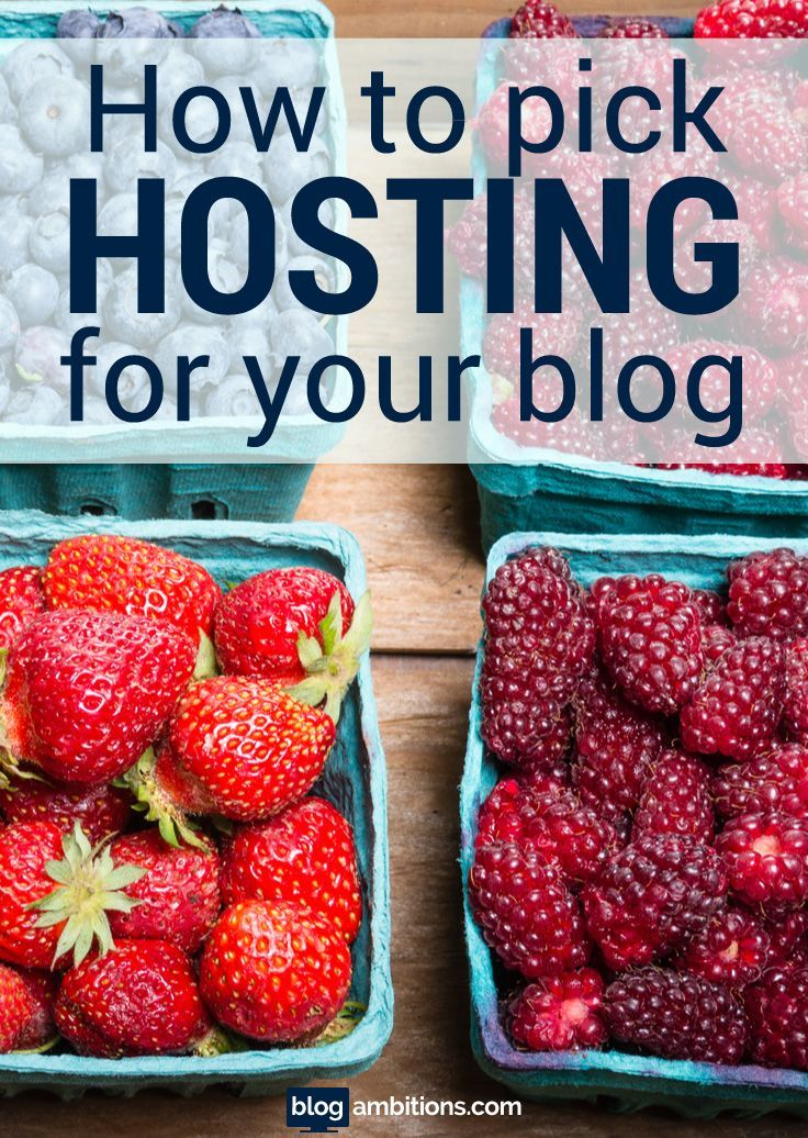 Great run-down on how to pick the best hosting for your WordPress blog by @blogambitions