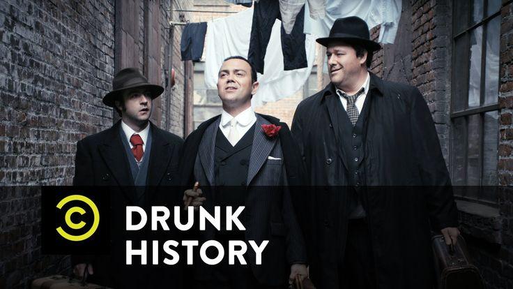 Drunk History: Al Capone was a Syphilitic Moron