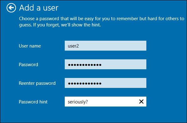 How to Create a New User in Windows?