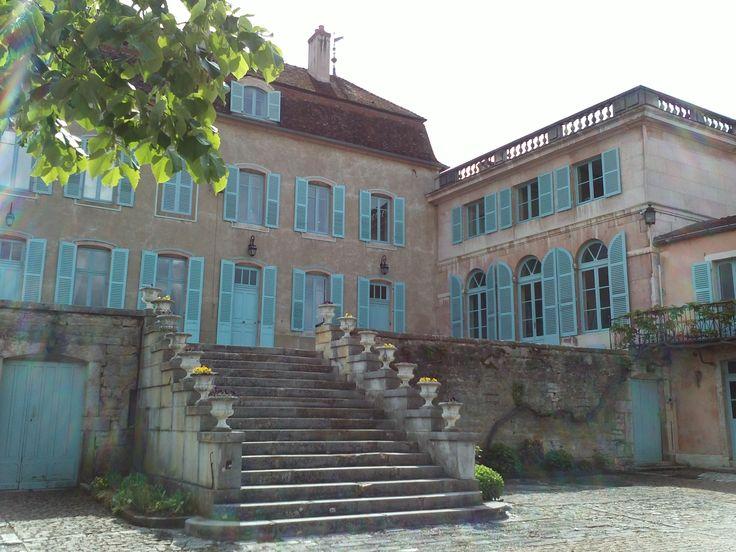 Domaine de l'Arlot, Nuits Saint Georges, Burgundy, France