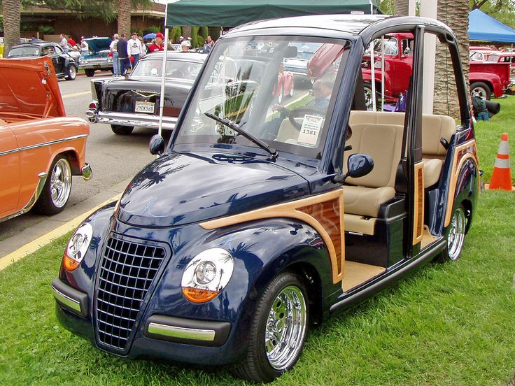 Custom Golf Cart | Flickr - Photo Sharing!