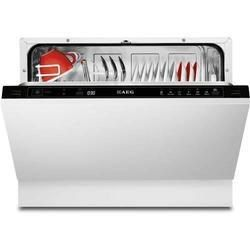 Buy AEG F55210VI0 6 Place Compact Fully Integrated Dishwasher from Appliances Direct - the UK's leading online appliance specialist