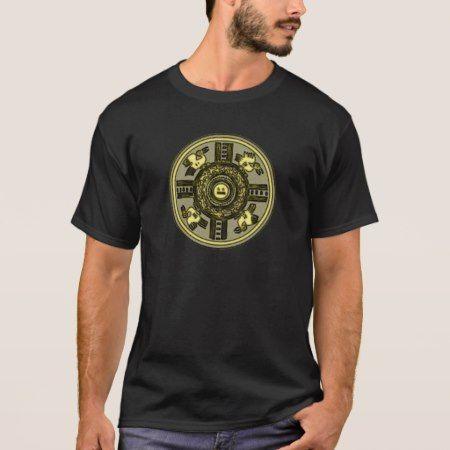 Inca Kosmogramm Cosmogram T-Shirt - tap, personalize, buy right now!