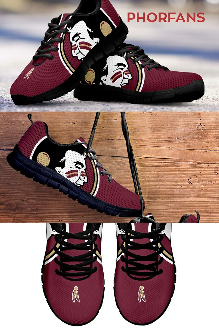 56801eb0bc8 Florida State Seminole Shoes | Florida State Seminoles | Florida ...