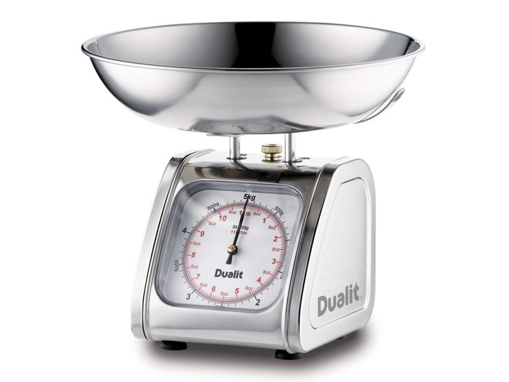 Kitchen scales Kitchen Scales | Traditional Food Weighing Scales From Dualit