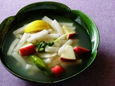 大根の水キムチ レシピ 金 裕美さん|【みんなのきょうの料理】おいしいレシピや献立を探そう