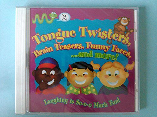 Tongue Twisters, Brain Teasers, Funny Faces...and More! (UK Import)
