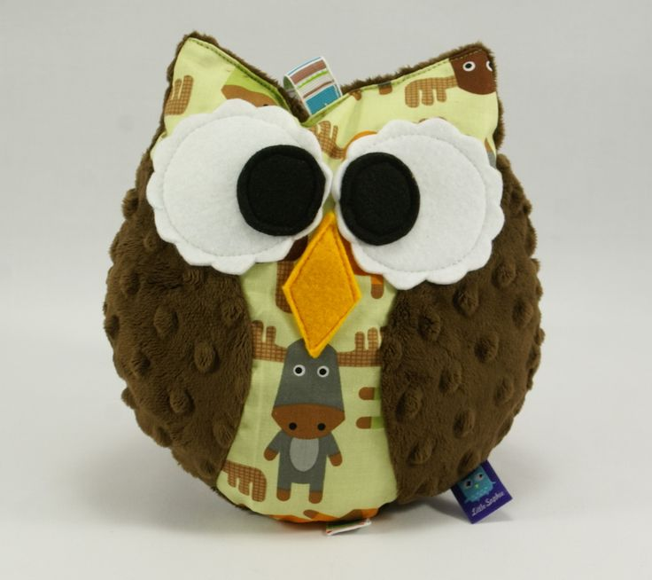 #moose #brown #kids #forkids #littlesophie #plush #owl #toy #baby #owls #handmade