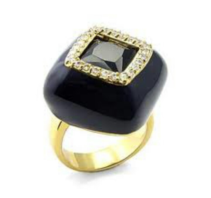 black onyx rings: Longoria Cocktails, Cocktails Rings, Cocktail Rings, Black Onyx Rings, Onyx Jewelry, Gold Rings