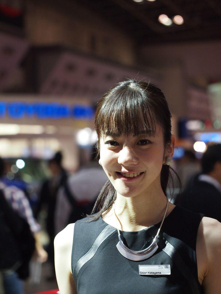 東京モーターショー2015 コンパニオン