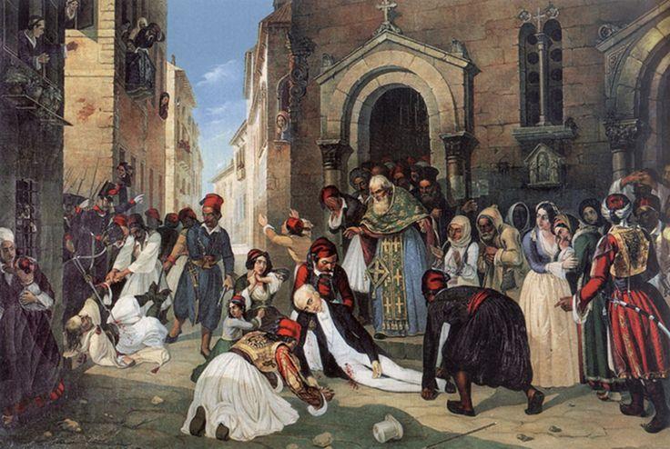 Τσόκος Διονύσιος – Dionysios Tsokos [1820-1862] | Η δολοφονία του Καποδίστρια