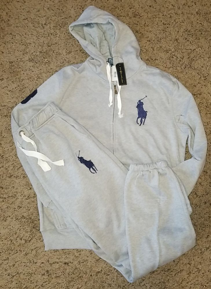 great discount for great variety models rock-bottom price Men's POLO Ralph Lauren SWEATPANTS Fleece Lining Jogger and ...