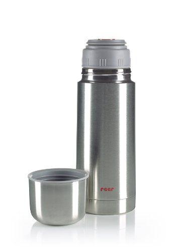 Reer 90300 - Termo de acero inoxidable (350 ml)
