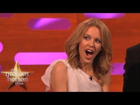 Kylie Minogue's Dodgy Waxwork - The Graham Norton Show - YouTube