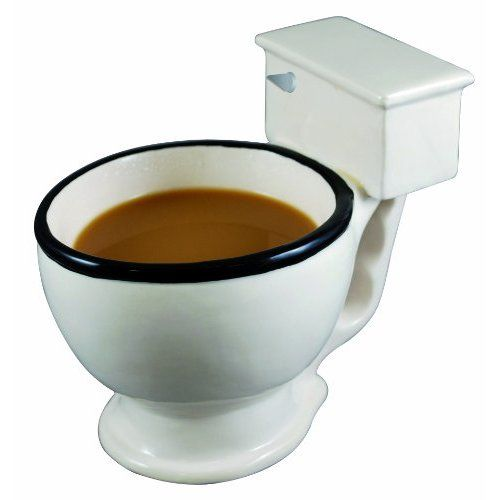 I actually want this...Toilet Mug
