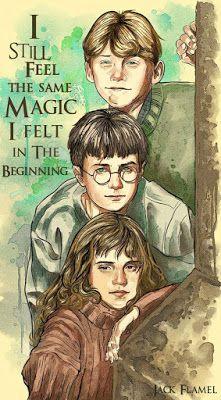 El Mundo De Fawn: Fans Art Saga Harry Potter