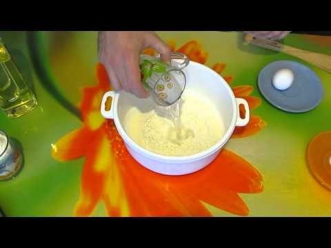 Тесто для вареников и пельменей - Вкусно и Просто