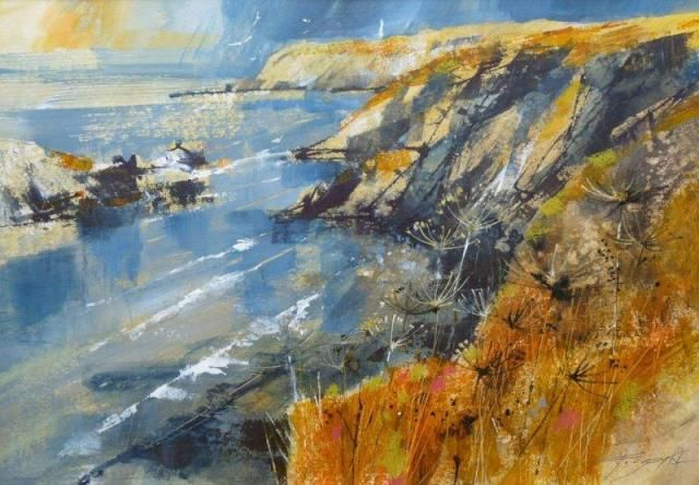 """To the LIghthouse"" by Chris Forsey"