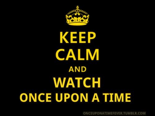 Time, Watches Ouat, Keep Calm, Calm Once