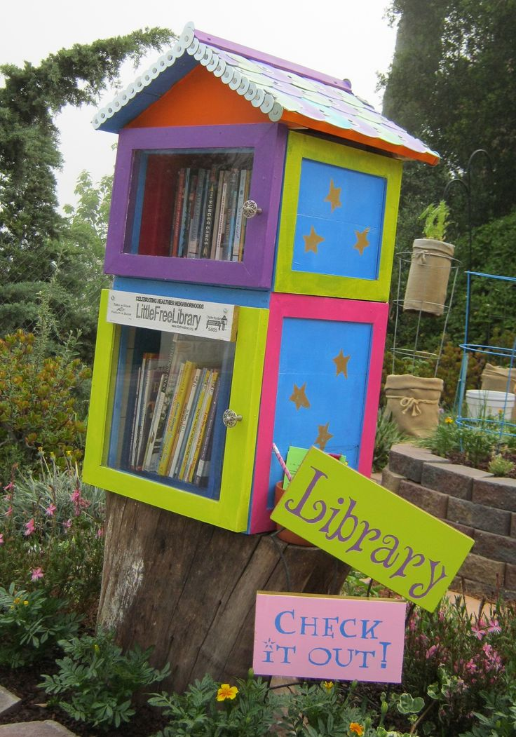 206 Best Nooks Images On Pinterest: 32 Best Images About Little Free Library On Pinterest